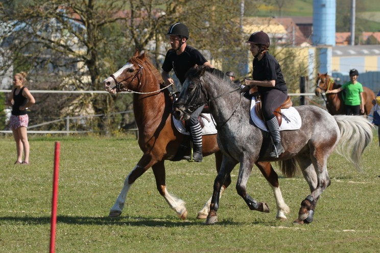 Yves & Co - Concours Pony Games - Curtilles - 08.05.2016