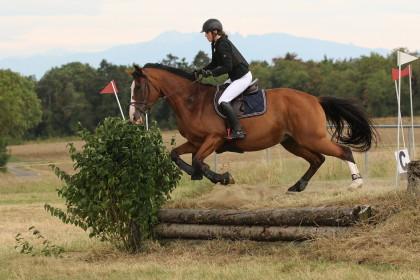 Jumpgreen - Concours saut Arnex - 4.09.2016