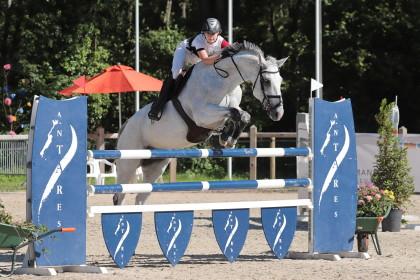 Concours saut Cheseaux - Saskia - 19.06.2018