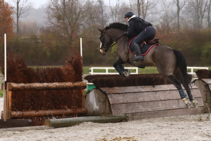 Cours cross - stage Thibaut Vallette - IENA - 02.12.2018