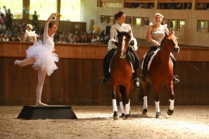 Journee Equestre Zoe4life et Kelyan SWH - Giez - 08.06.2019